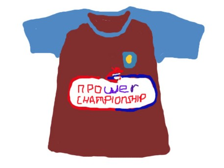 New Aston Villa kit 2012 2013 Championship